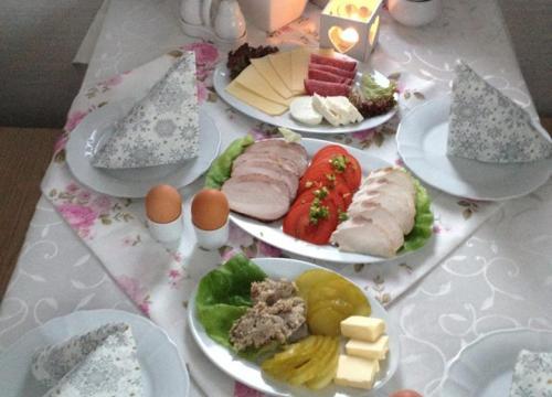 tak serwujemy śniadania w naszym gospodarstwie